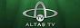 Логотип онлайн ТВ Altaş TV