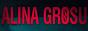 Логотип онлайн ТВ Алина Гросу. Клипы