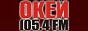 Логотип онлайн ТВ ОК ФМ