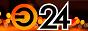 Логотип онлайн ТВ Эфир 24