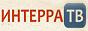 Логотип онлайн ТВ Интерра ТВ