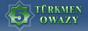 Логотип онлайн ТВ Türkmen Owazy