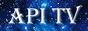 Логотип онлайн ТВ API TV
