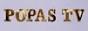 Логотип онлайн ТВ Popas TV
