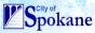 Логотип онлайн ТВ City of Spokan