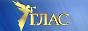 Логотип онлайн ТВ Глас