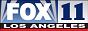 Логотип онлайн ТВ Fox 11