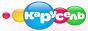 Логотип онлайн ТВ Карусель