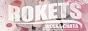 Логотип онлайн ТВ Rokets