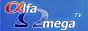 Логотип онлайн ТВ Альфа Омега ТВ