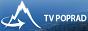 Логотип онлайн ТВ ТВ Попрад