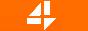 Логотип онлайн ТВ 4 канал