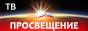 Логотип онлайн ТВ Просвещение