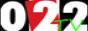 Логотип онлайн ТВ TV 022