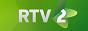 Логотип онлайн ТВ РТВ 2