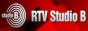 Логотип онлайн ТВ Studio B