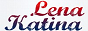 Логотип онлайн ТВ Лена Катина. Клипы
