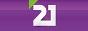 Логотип онлайн ТВ 21 канал