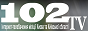 Логотип онлайн ТВ 102ТВ