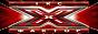Логотип онлайн ТВ X-фактор. 3 сезон