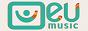 Логотип онлайн ТВ EU Music