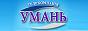 Логотип онлайн ТВ ТРК Умань