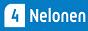 Логотип онлайн ТВ Nelonen 4