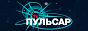 Логотип онлайн ТВ Пульсар