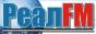 Логотип онлайн ТВ Реал ФМ