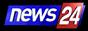 Логотип онлайн ТВ News 24
