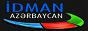 Логотип онлайн ТВ İdman Azərbaycan