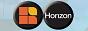 Логотип онлайн ТВ Горизонт ТВ