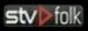 Логотип онлайн ТВ STV Folk
