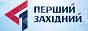 Логотип онлайн ТВ Первый западный