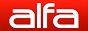Логотип онлайн ТВ Альфа ТВ
