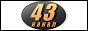 Логотип онлайн ТВ 43 канал