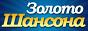 Логотип онлайн ТВ Золото Шансона - Бумер