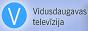 Логотип онлайн ТВ Vidusdaugavas televīzija