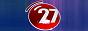 Логотип онлайн ТВ 27 плюс