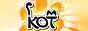 Логотип онлайн ТВ Кот ФМ