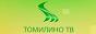 Логотип онлайн ТВ Томилино ТВ