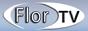 Логотип онлайн ТВ Флор ТВ