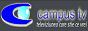 Логотип онлайн ТВ Кампус ТВ