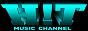 Логотип онлайн ТВ Хит Мьюзик
