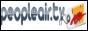 Логотип онлайн ТВ Peopleair.TV - BIZ-TV