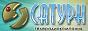 Логотип онлайн ТВ Сатурн