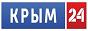 Логотип онлайн ТВ Крым 24
