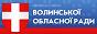Логотип онлайн ТВ Волинська обласна рада