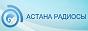 Логотип онлайн ТВ Астана радиосы